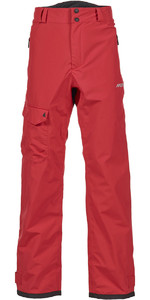 Musto Solent Gore-Tex Hi-Back Sailing Trousers TRUE RED SL0100