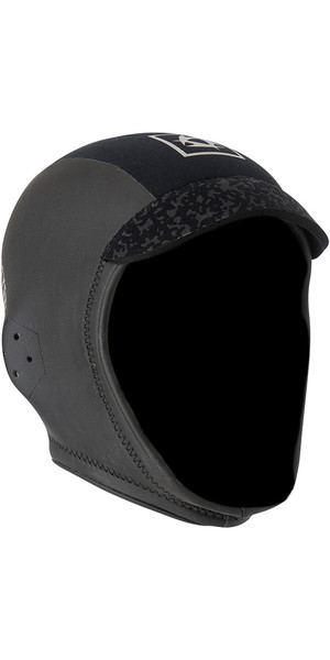 2018 Mystic 1.5mm Chin Hood Black 170125