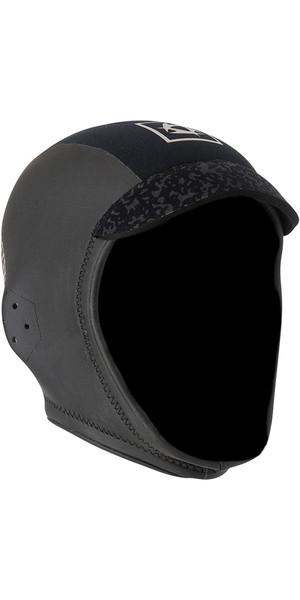 2018 Mystic 1.5mm Chin Hood Schwarz 170125