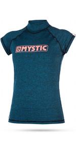 Gilet a manica corta Mystic Womens Star a manica lunga TEAL 170299