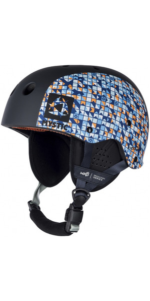 Mystic MK8 X Helmet With Ear Pads Mint 160650