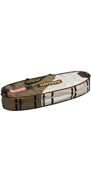 2017 Mystic Dreifache Welle Boardbag in Armee 1.80M 170230
