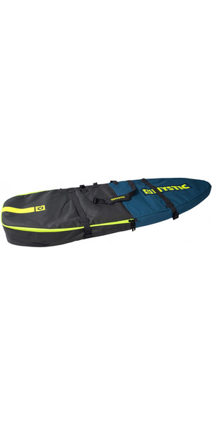 "2018 Mystic Wave Kite / Wind Einzelner Boardbag 6'2 ""- PEWTER 170354"