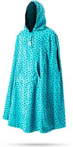 Mystic Womens Womens Robe de Changement / Poncho Mint 170110