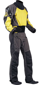 2019 Nookie Blaze Canoe / Kayak Drysuit Yellow / Charcoal  DR20