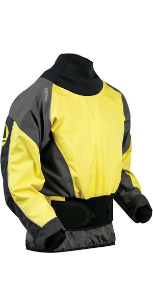 2019 Nookie Rush White Water Jacket JAUNE / CHARCOAL GRIS JA20