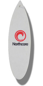2020 Northcore Car Air Freshener - Coconut NOCO45