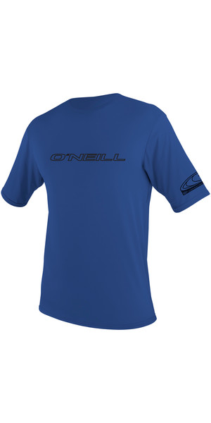 2018 O'Neill Basic Tees manches courtes Rash PACIFIC 3402
