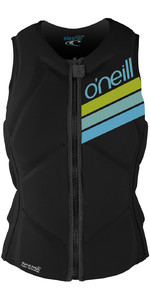 O'Neill Womens Slasher Kite Impact Vest BLACK 4943EU