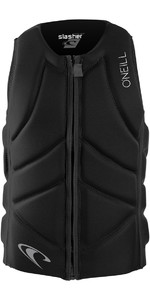 2019 O'neill Slasher Comp Slagvest Sort 4917eu