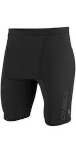 2021 O'neill Thermo-x Thermal Shorts Schwarz 5024