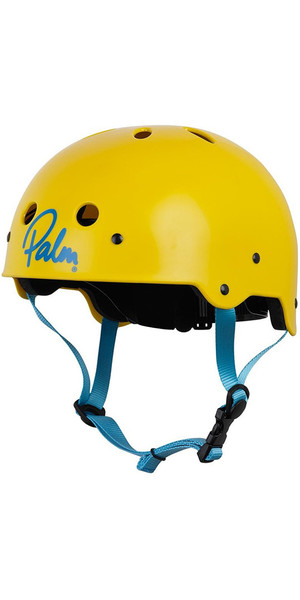 2018 Palm AP4000 Casque Jaune 11841