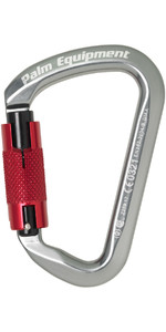 2020 Palm Autolock Karabiner in Silber 10545