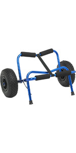 2019 Palm Big Caddy Heavy Duty Kajaktrolley Blau 10459