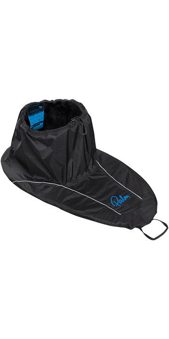 Blue Logo 10562 2017 Palm Coniston Recreational Touring Spray Deck in Black