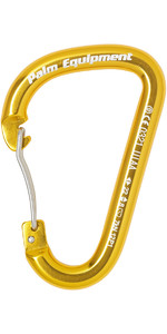 2019 Palm Karabiner Wire Gate GOLD 10540