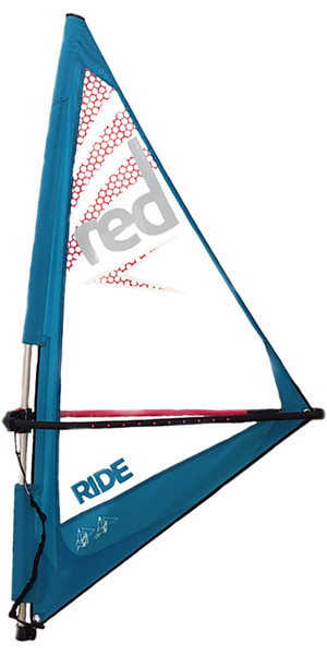 2018 Red Paddle Co Fahrt WindSUP Rig 1,5M