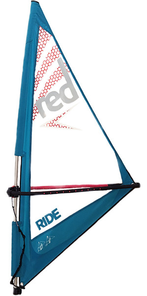 2018 Red Paddle Co Roulette WindSUP Rig 2.5M