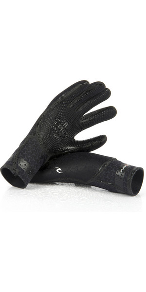 2019 Rip Curl Flashbomb 3/2mm 5 Finger Glove WGL6CF