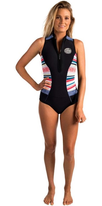 Easy Stretch Rip Curl Womens G Bomb 1MM Sup Neoprene Wetsuit Trousers Stripe 100/% E4 Neoprene E-Stitch