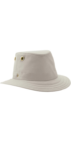2019 Tilley T5 Cotton Duck Brimmed Hat - KHAKI / OLIVE