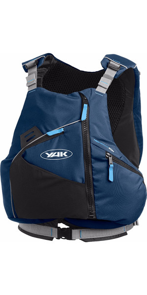 2019 Yak High Back 60N Touring Booyancy Aid i Navy Blue 2752