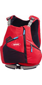 2019 Yak High Back 60N Touring Buoyancy Aid en rojo 2751