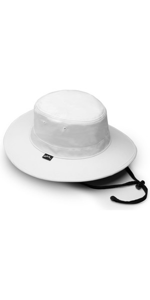 2019 Zhik Broadbrim Sombrero Blanco HAT260