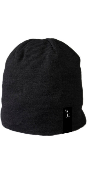 2018 Zhik Fleece Sailing Beanie Black BEANIE300