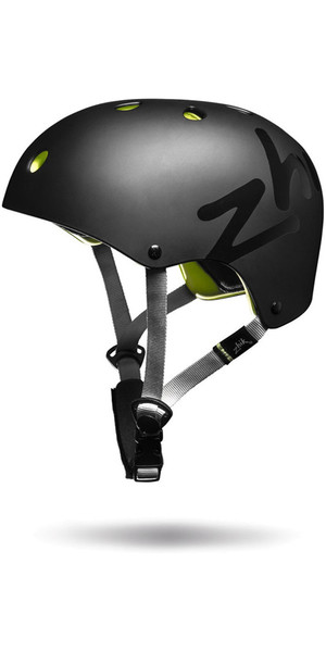 Casque de performance Zhik H1 2018 BLACK HELMET10