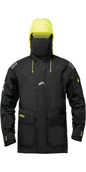 2018 Zhik Isotak 2 Jacket in BLACK JK851