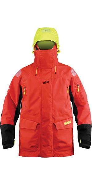 2017 Zhik Isotak Ocean Jacket in Red 901RD