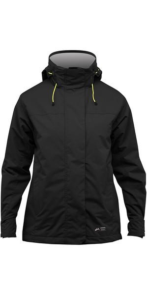 2019 Zhik Kiama Womens Harbour & chaqueta costera negro J101W
