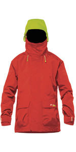 2019 Zhik Womens Kiama X Coastal Jacket Flame Red JK401W