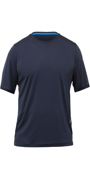 2019 Zhik Short Sleeve ZhikDry LT Top NAVY TOP78