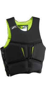 2020 Zhik Low Profile Ultra Light 50N P2 Buoyancy Aid Black PFD30