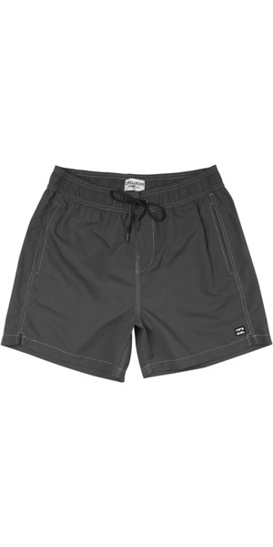 "2018 Billabong All Day Layback 16 ""Boardshorts NEGRO H1LB16"