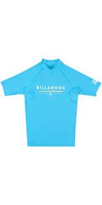 Billabong Junior Enhed Kortærmet Udslæt Vest Ocean H4ky01