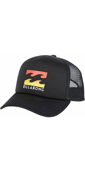 2018 Billabong Podium Trucker NEGRO / MULTI C5CT01