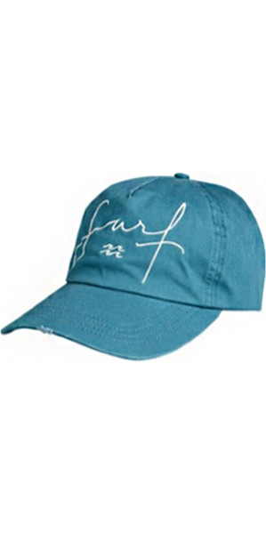 2018 Billabong Surf Trucker Cap BLU WAVE H9CM03