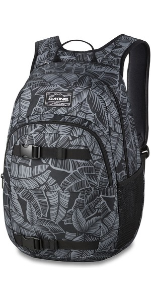 2018 Dakine Point Wet & Dry 29L Sac à Dos Pochoir Palm 08140035