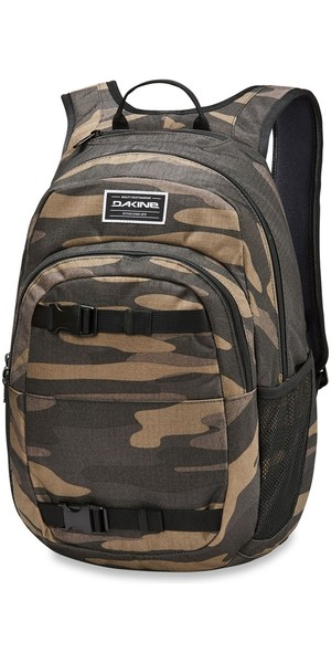 Sac à dos 2018 Dakine Point Wet & Dry 29L Camo 08140035