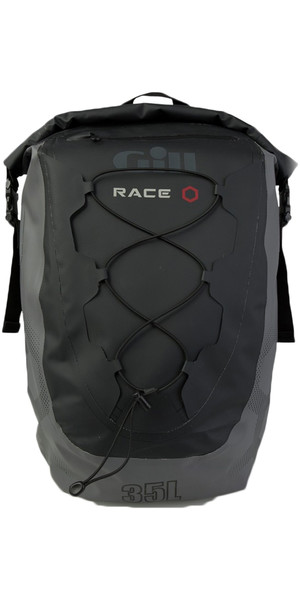 2018 GILL Race Team Sac à Dos 35L GRAPHITE RS20