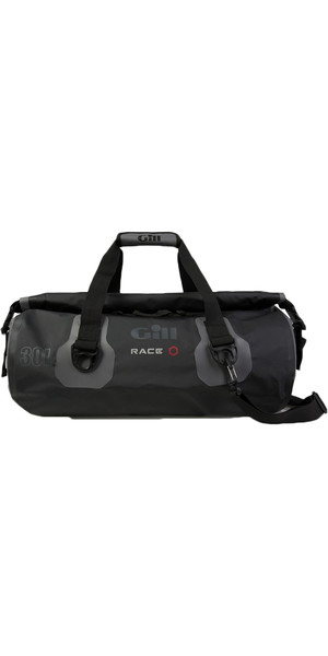 2018 GILL Race Holdall Bag 30L GRAPHITE RS19