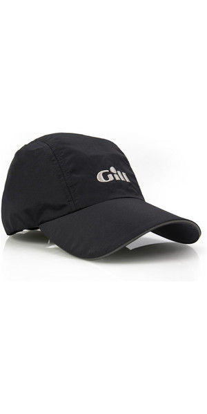 2019 GILL Regatta Cap BLACK 146
