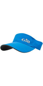 2019 GILL Regatta Visier BRIGHT BLUE 145