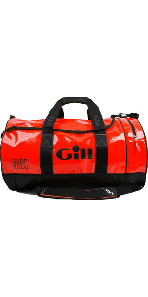 2019 Gill 60L Tarp Barrel Sac ROUGE L061