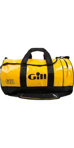 2019 Gill 60L Tarp Barrel Bag GUL L061