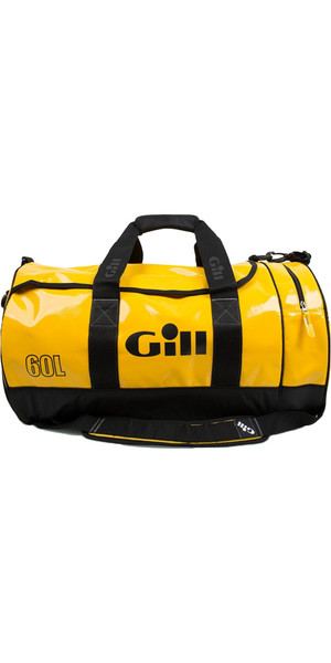 2018 Gill 60L Tarp Barril Bag AMARILLO L061