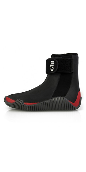 2019 Gill Junior Aero 5mm Botas de neopreno NEGRO 962J